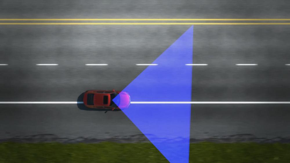Road Departure Mitigation graphic
