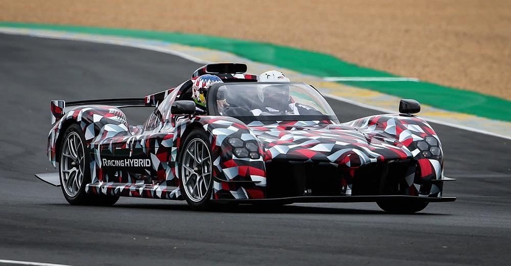 Toyota GR Super Sport Hypercar debut at Le Mans