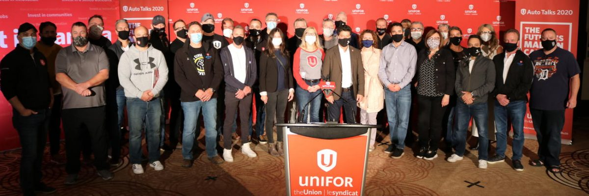 Unifor Ford ratify new three-year deal