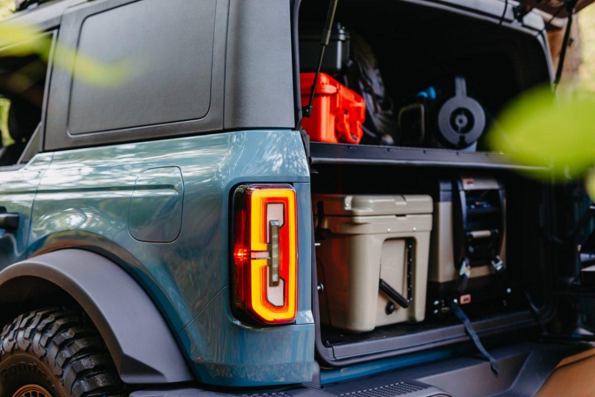 2021 Ford Bronco OG Concept