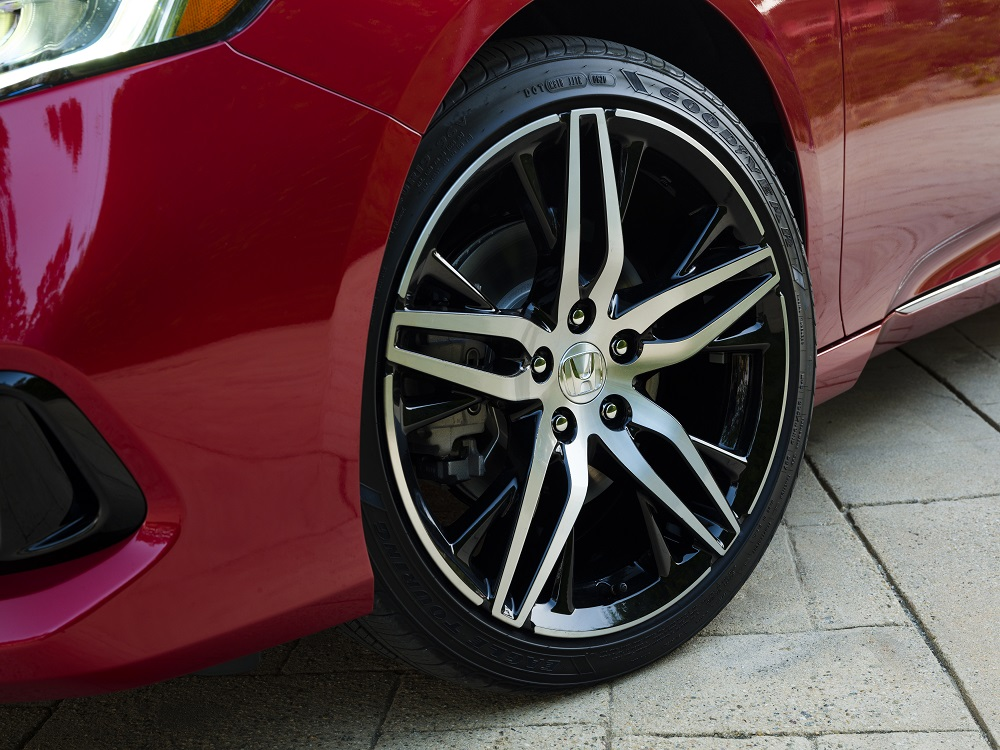 2021 Honda Accord Hybrid wheel