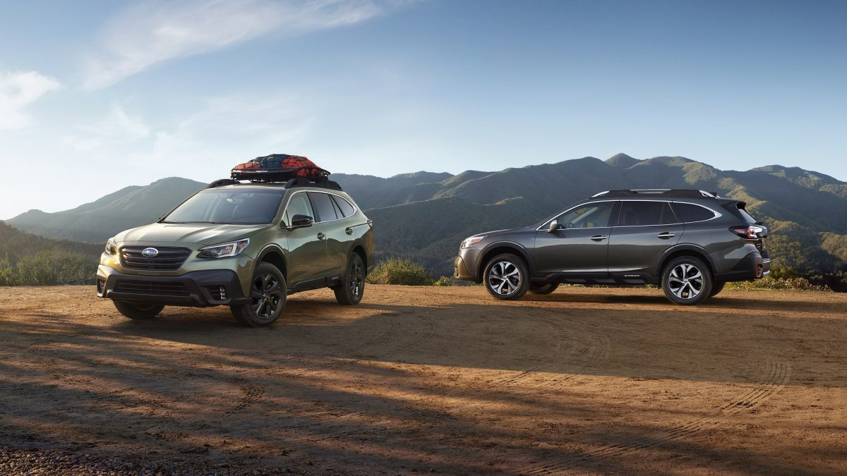 Subaru celebrates its best ever September, led by the all-new Outback
