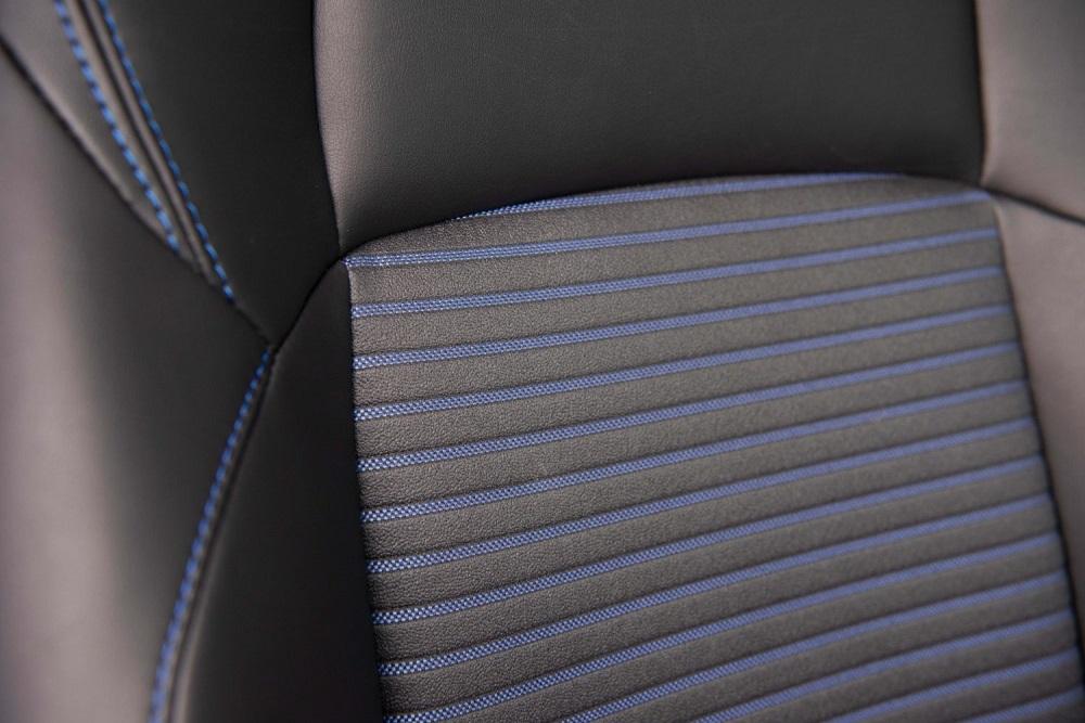2021 Toyota RAV4 XSE seat fabric