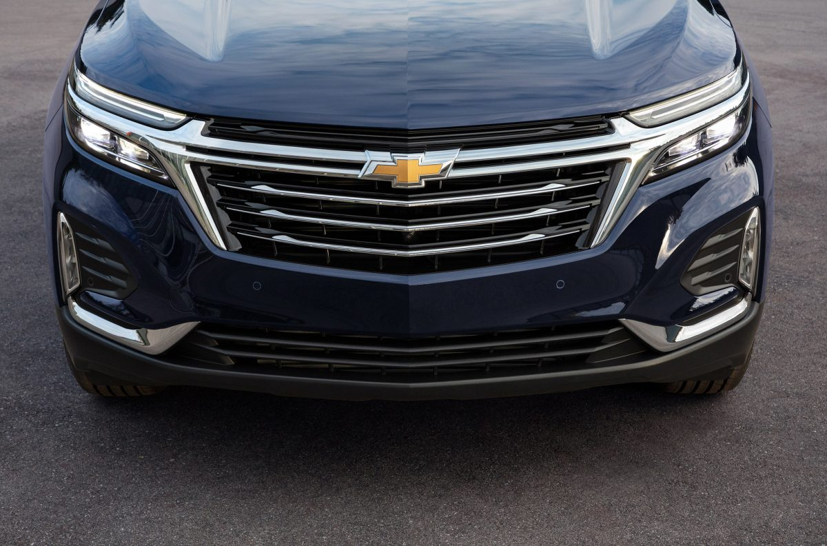 2021 Chevrolet Equinox Premier Detail
