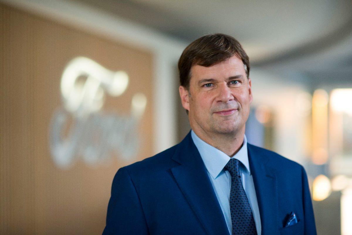 Jim Farley Ford CEO