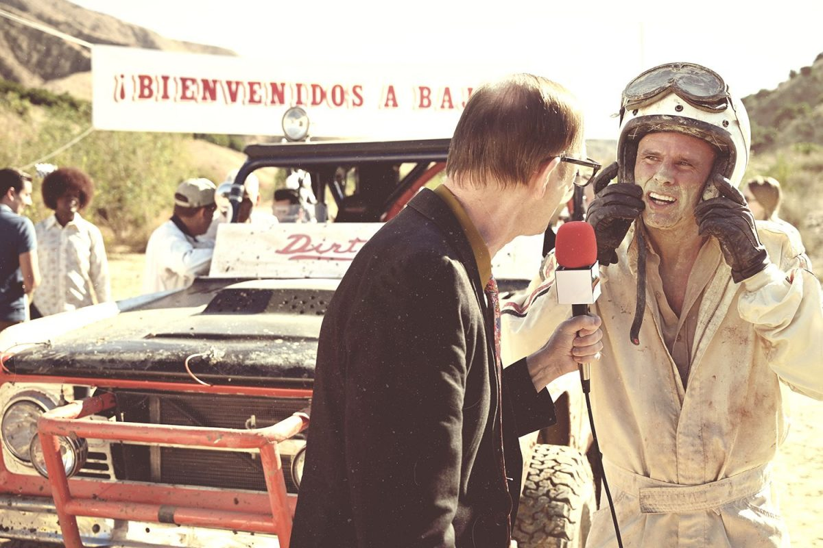 John Bronco after 1966 Baja 500 victory