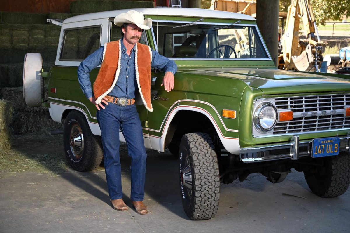 John Bronco with a Ford Bronco - John Bronco streaming on Hulu