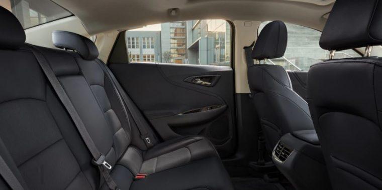 2021 Chevrolet Malibu Premier interior