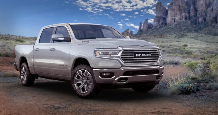 The 2021 Ram 1500 Limited Longhorn 10th Anniversary Edition
