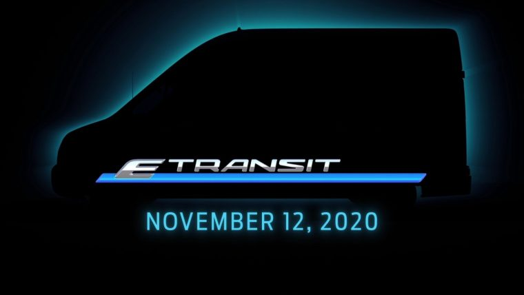 Ford revealing E-Transit Nov. 12 | Ford Invests $100M in Kansas City for E-Transit Manufacturing