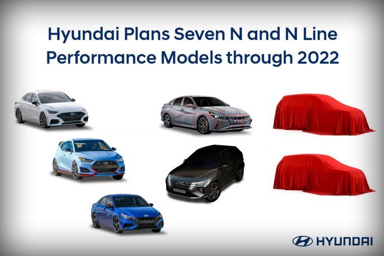 Hyundai N and N Line