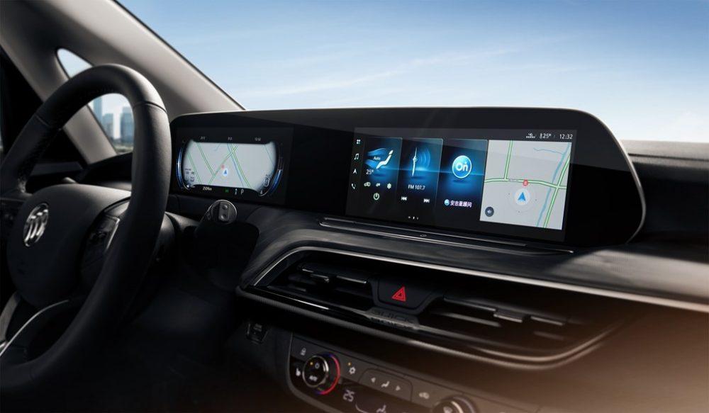 2021 Buick GL6 MPV