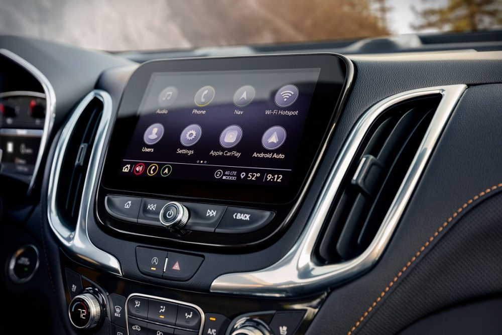 Chevrolet Infotainment 3 System Equinox