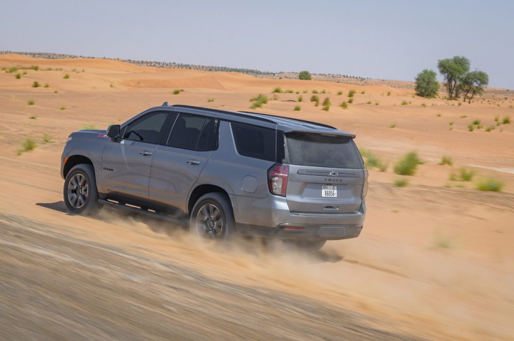 2021 Chevrolet Tahoe Middle East