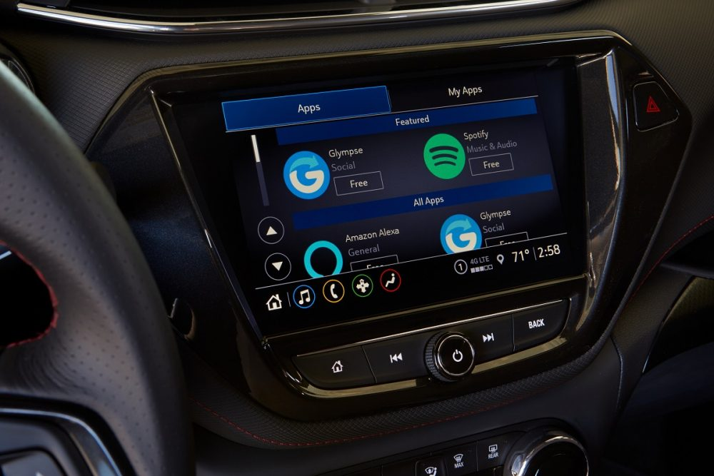 Chevrolet Infotainment 3 System Trailblazer