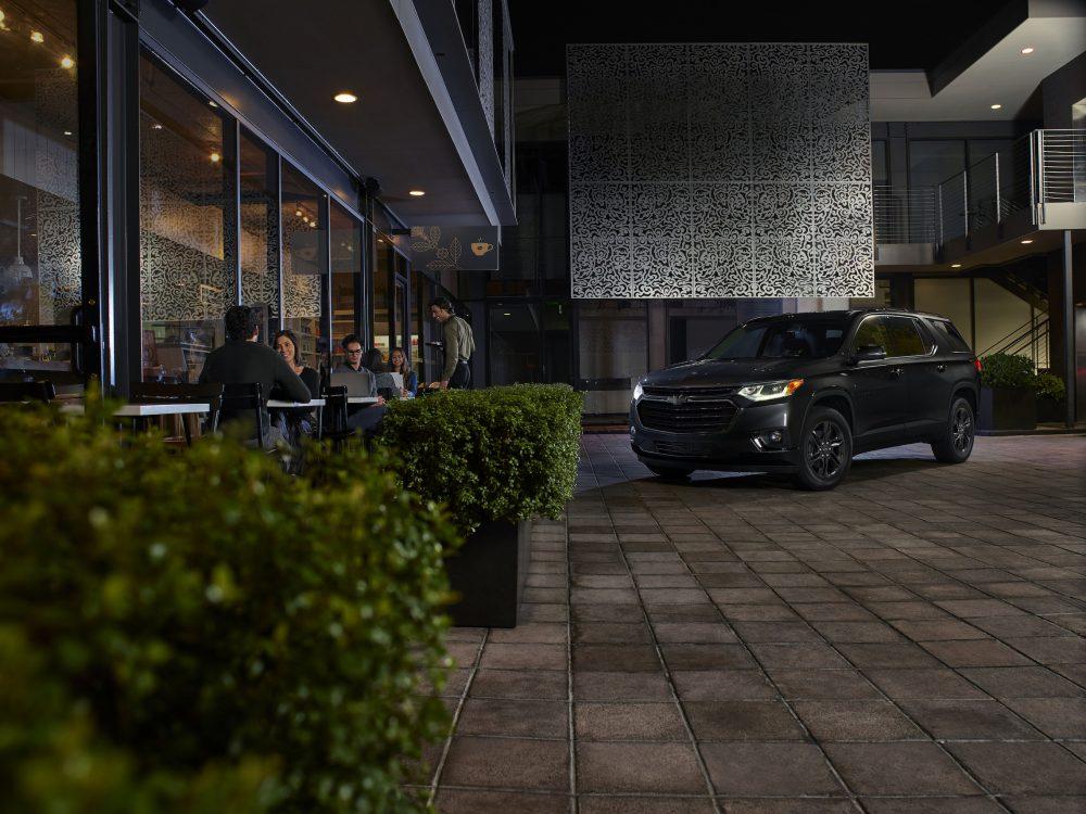 2021 Chevrolet Traverse Midnight Edition