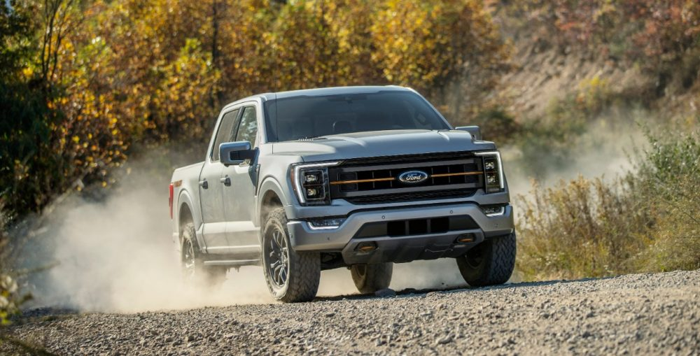 2021 Ford F-150 Tremor | 2021 NACTOY finalists