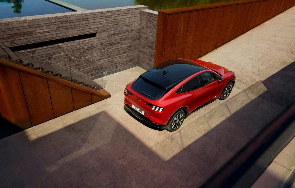 2021 Ford Mustang Mach-E Europe