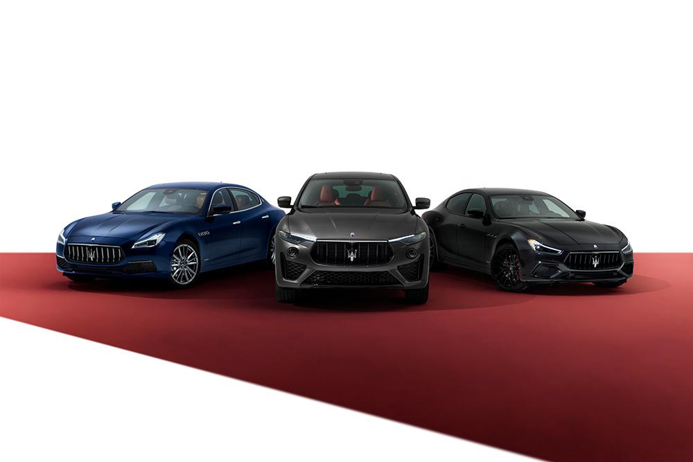 2021 Maserati lineup: Ghibli, Levante, and Quattroporte