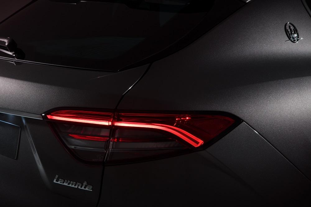 2021 Maserati Levante taillights
