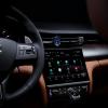 2021 Maserati Quattroporte infotainment system