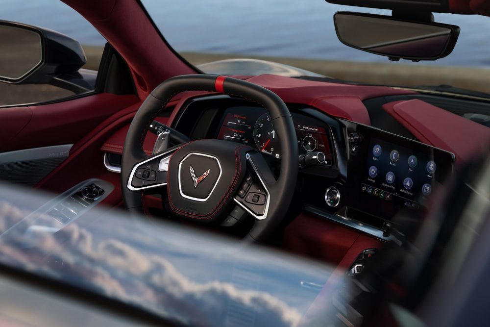 2021 Chevrolet Corvette Stingray Coupe 3LT Z51