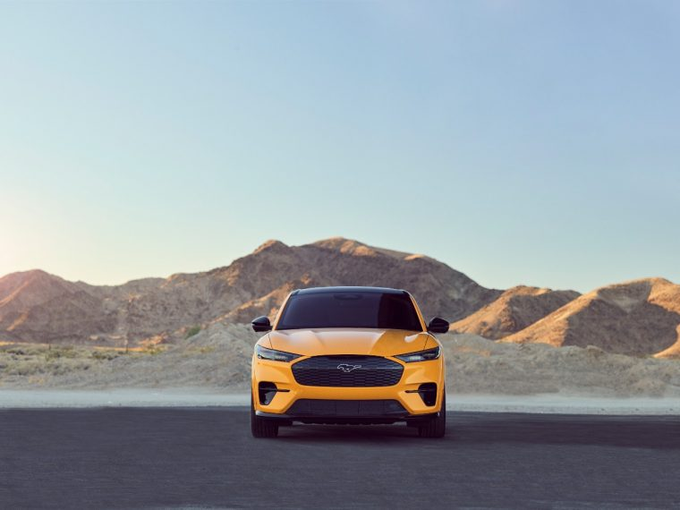 Ford Mustang Mach-E GT Performance Edition