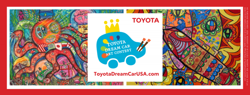 Toyota Dream Car USA logo