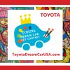 Toyota Dream Car USA logo