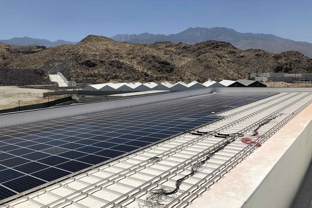Toyota Solar Farm