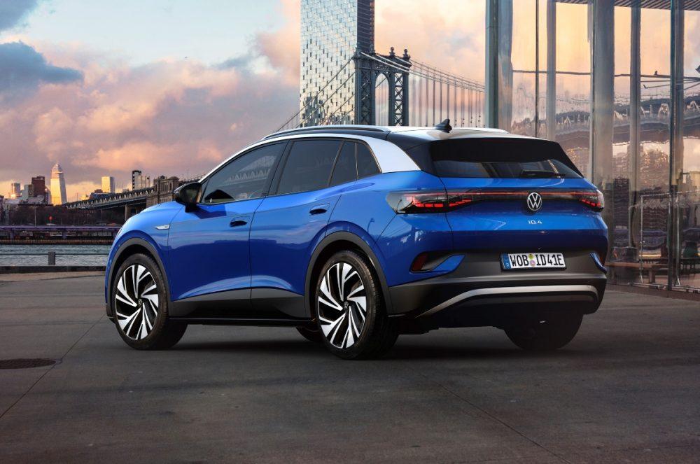 Volkswagen's electric future