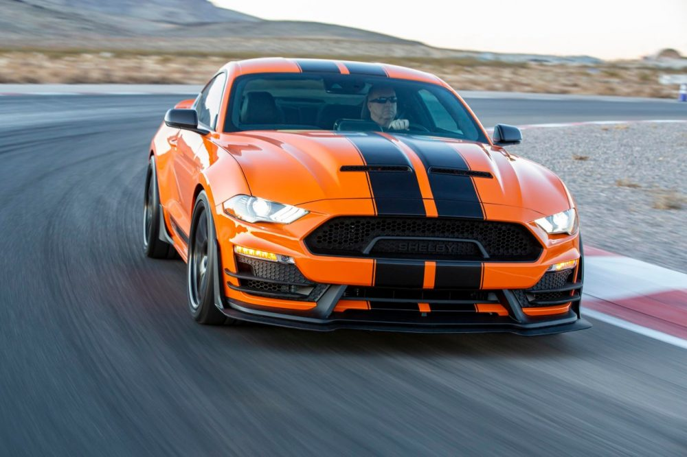 2020-21 Carroll Shelby Signature Series Mustang