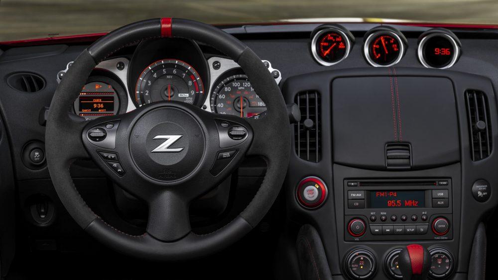 2020 Nissan 370Z 50th Anniversary Edition Interior