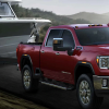 2021 GMC Sierra Towing
