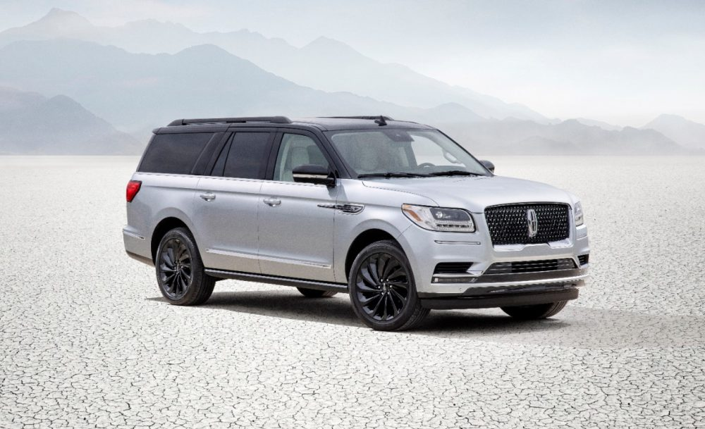 2021 Lincoln Navigator Black Label Special Edition Package