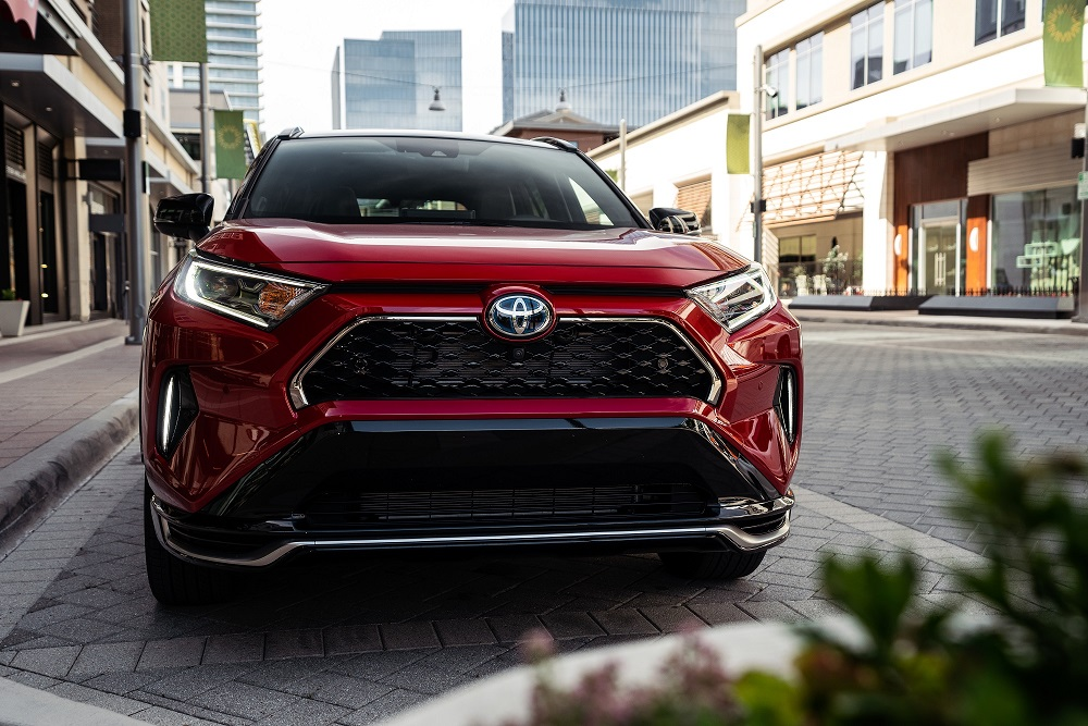 2020 Toyota sales - RAV4 Prime