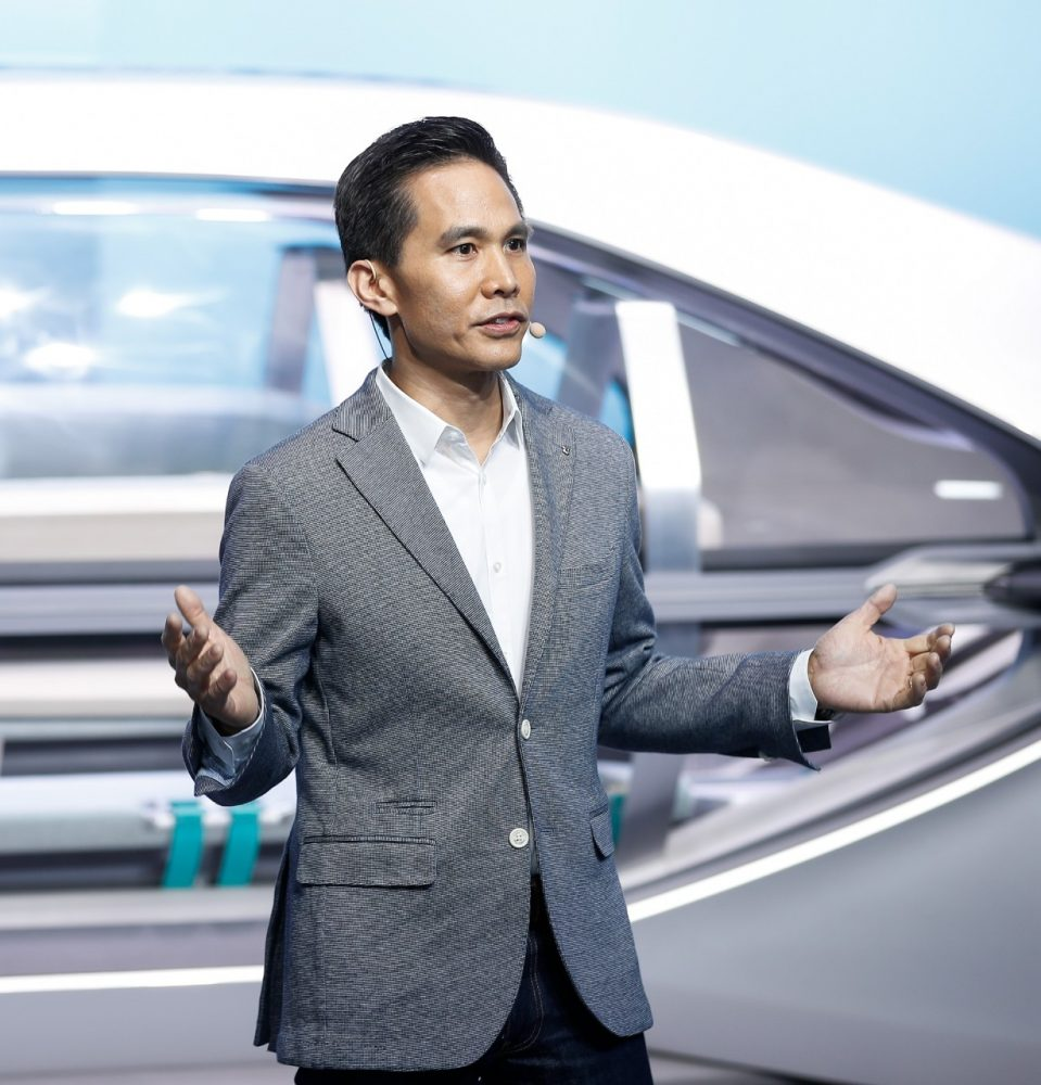 New Ford Motor Company Vice President of Design Anthony Lo