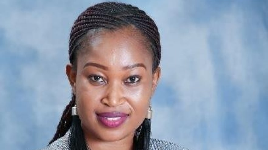 Dorah Mmekwa, Manufacturing Engineering manager at the Ford Silverton Assembly Plant in Pretoria, South Africa