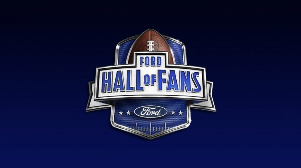 Ford Hall of Fans logo
