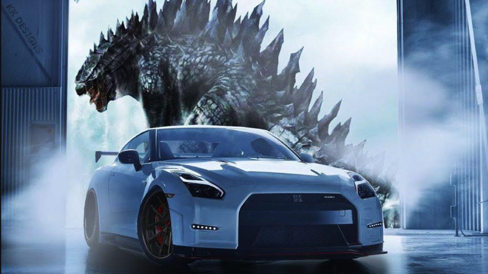 GT-R Godzilla