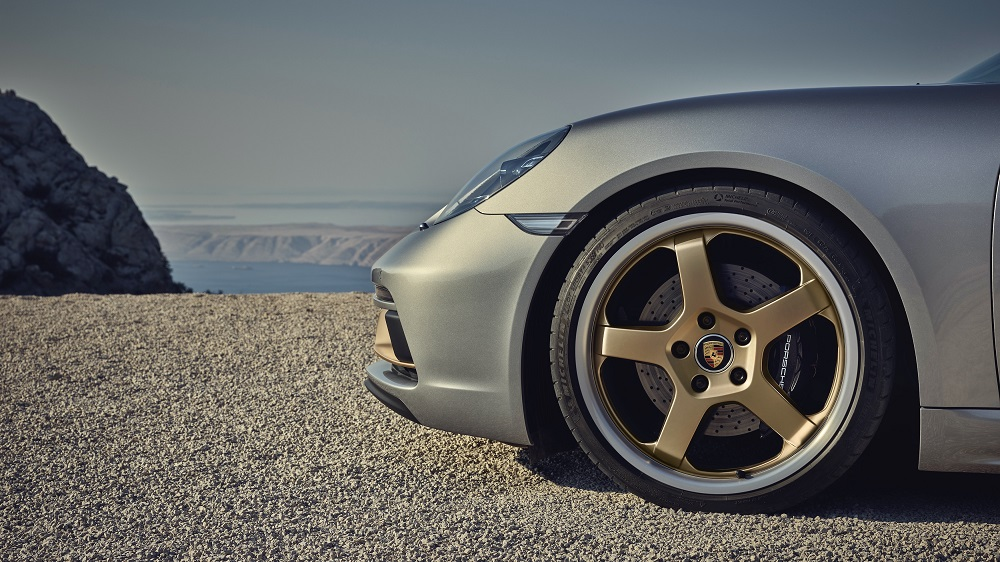 Porsche Boxster 25 Years (wheel)