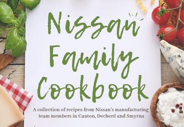 Nissan Family Cookbook
