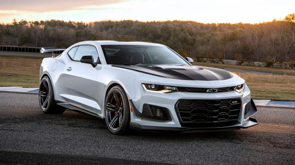 The Chevy Camaro in all its glory