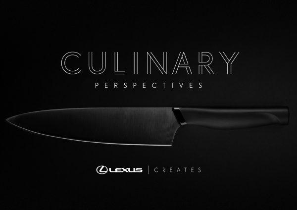 Lexus Culinary Perspectives logo