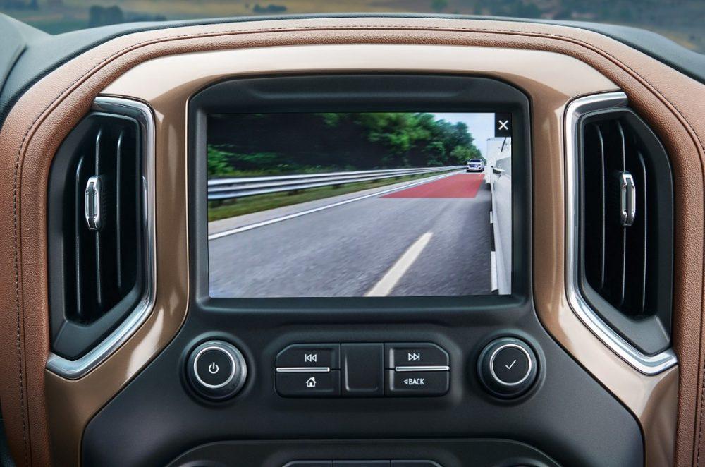 2021 Chevrolet Silverado 1500 Trailer Length Indicator