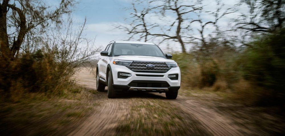 2021 Ford Explorer King Ranch | 2021 Explorer wins IIHS Top Safety Pick+