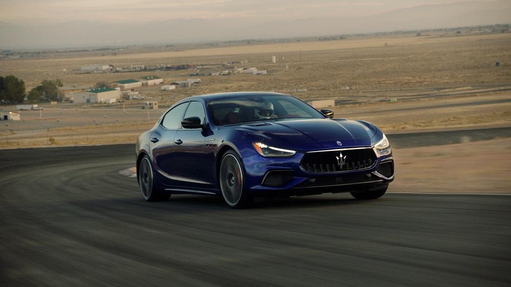 2021 Maserati Ghibli Trofeo
