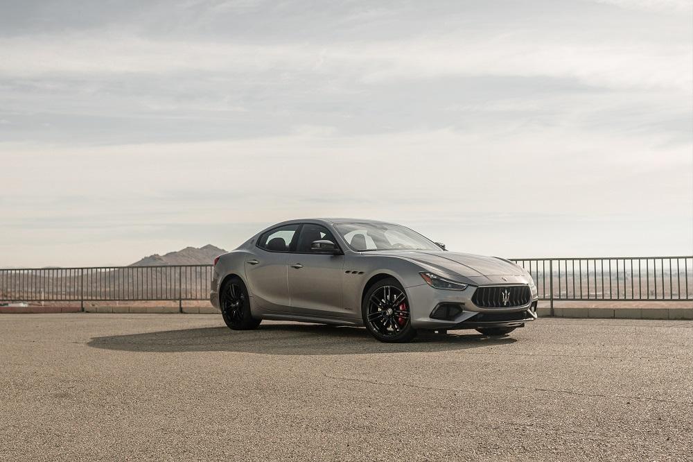 2021 Maserati Ghibli iGranSport V6