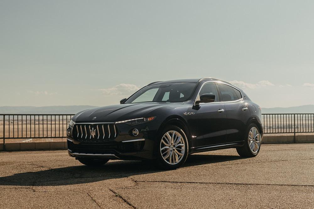 2021 Maserati Levante GranLusso V6