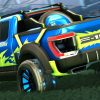 Ford F-150 Rocket League Edition Chairman Decal